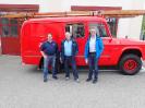 Besuch des früheren Feuerwehrfahrzeuges der Feuerwehr Sursee_48