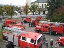 Feuerwehr Oldtimer Treffen am 9. Oktober 2010 in Oftringen