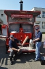 Motorspritzen Oldtimer Feuerwehrfahrzeuge